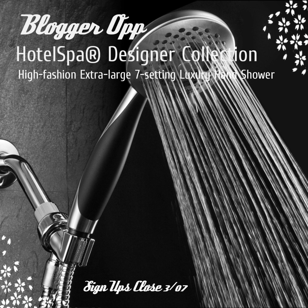 Hotel Spa Blogger Opp. Sign ups close 3/7