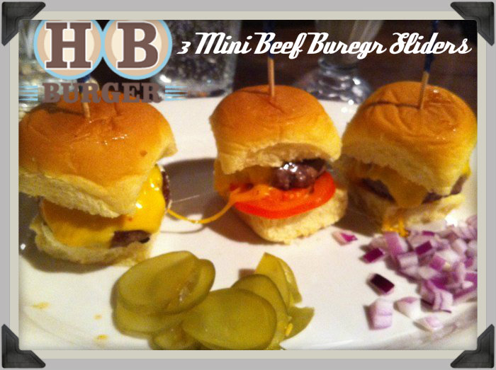 HB Burger888