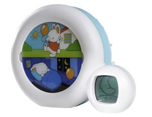 Claessens' Kids Kid'Sleep Moon Sleeptrainer Nightlight ($50 RV)