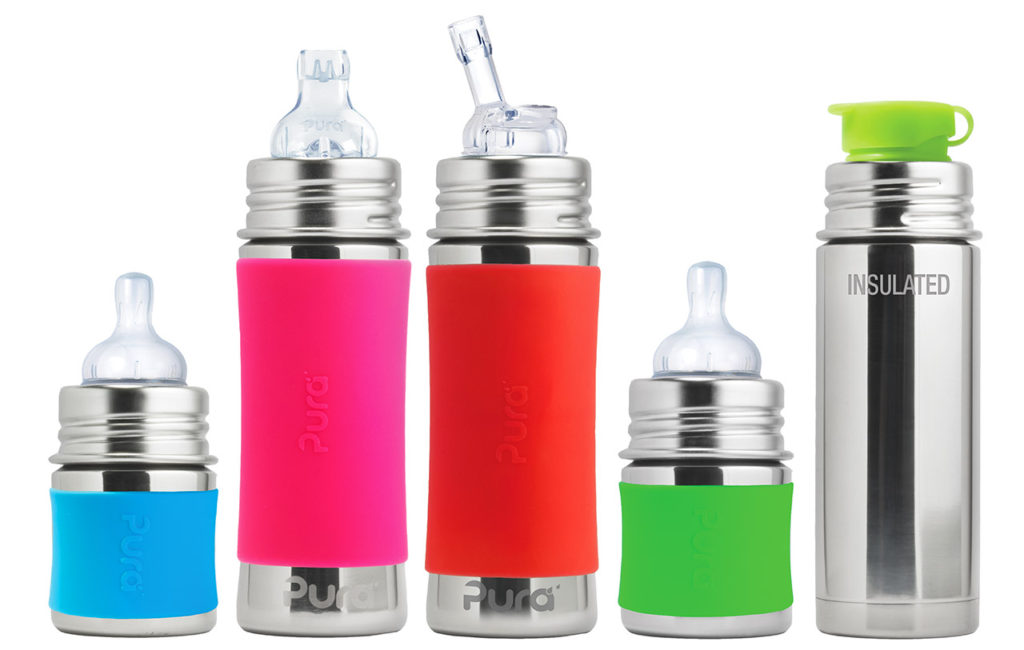 Pura-Stainless-Drinking-Bottles Pura Stainless Drinking Bottles Giveaway Ends 6/15