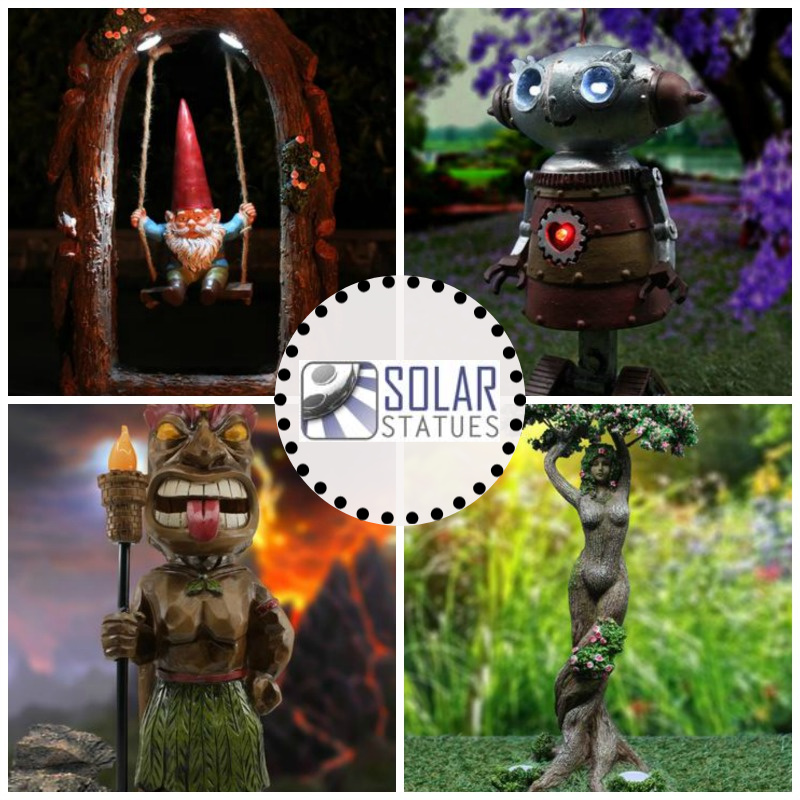 Solar Statues Coupons and Promo Code