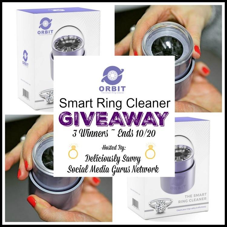 ORBIT Smart Ring Cleaner