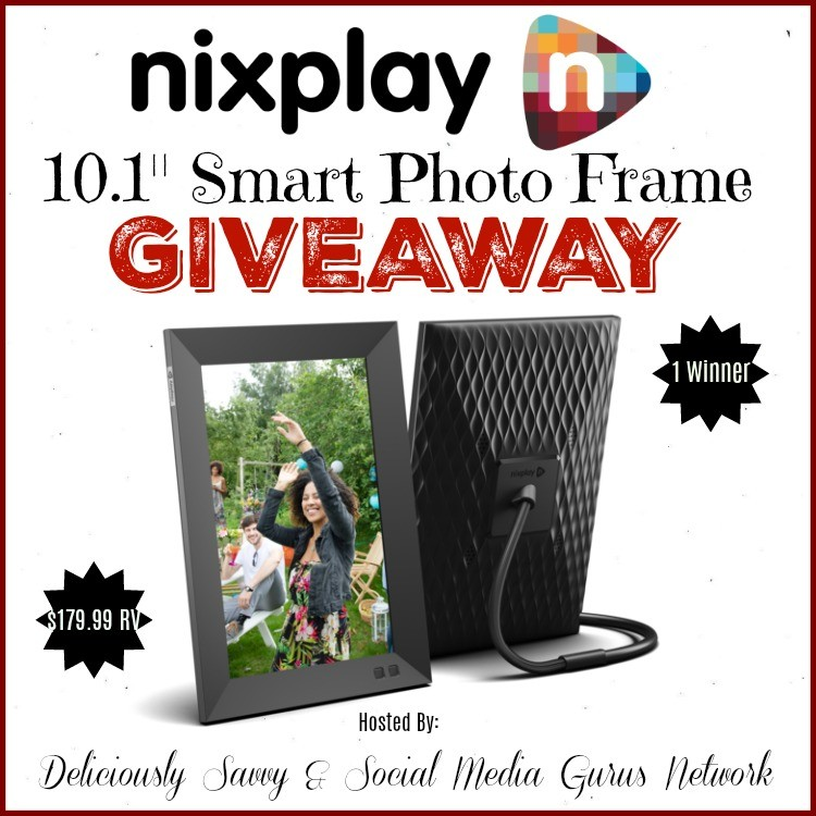 Nixplay Smart Photo Frame