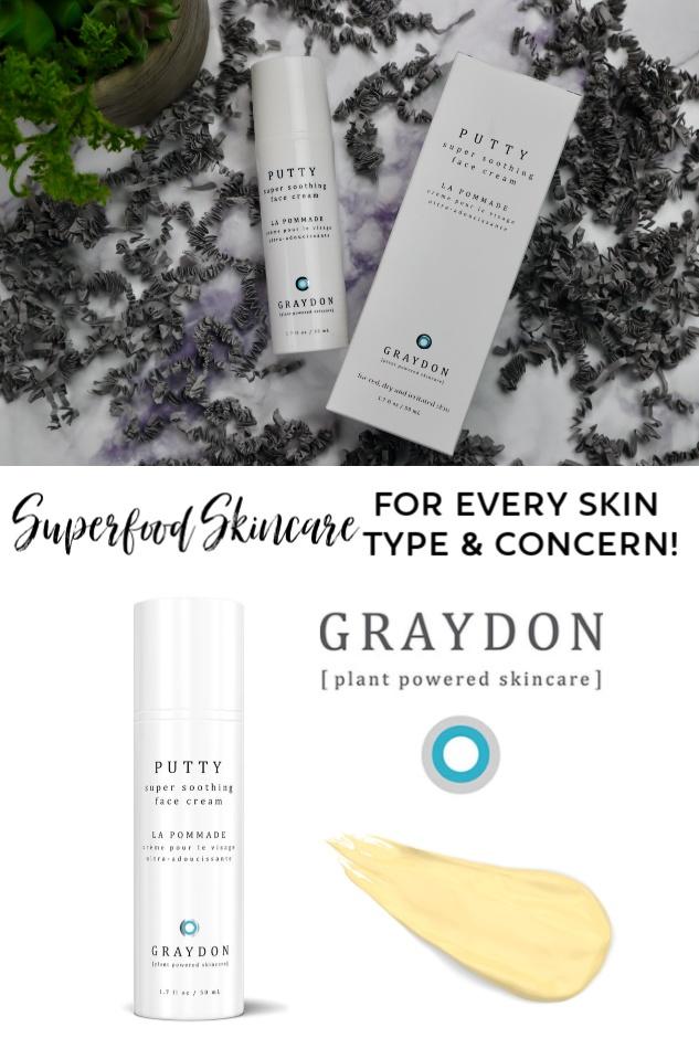 Graydon Skincare Superfood Putty