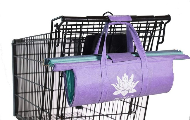 Lotus Trolley Reusable Shopping & Produce Bags