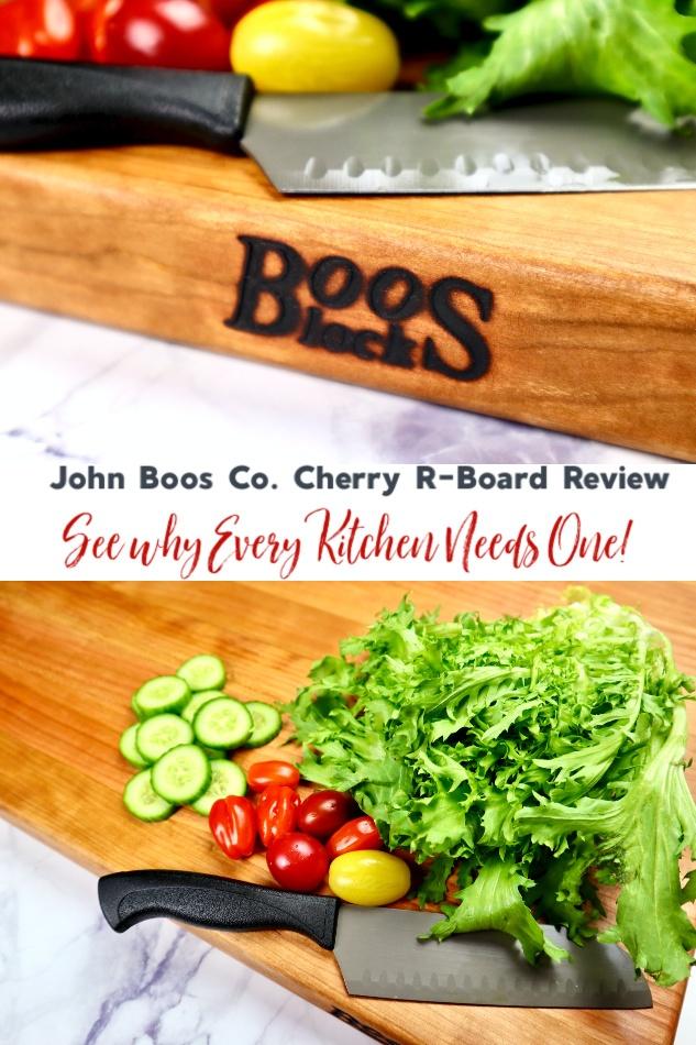 John Boos Kitchen Cutting Board