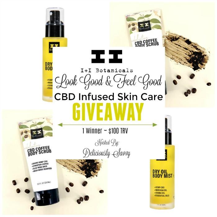 CBD Infused Skin Care