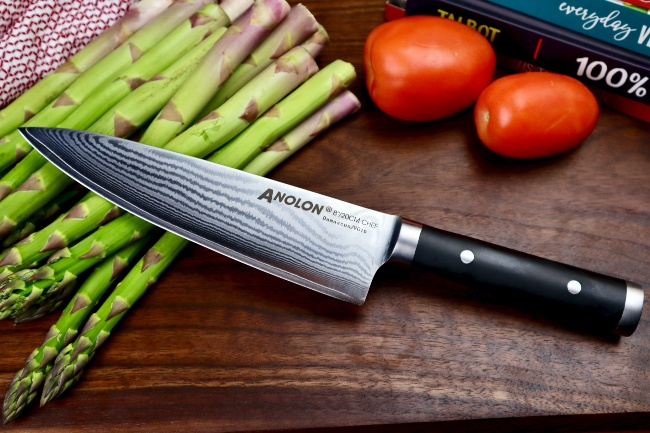 Imperion Damascus Chef Knife