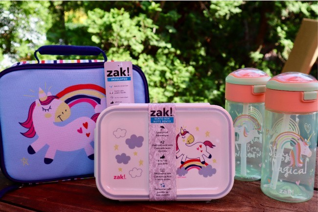 Zak Designs Back To School Lunch Essentials Giveaway Ends 8/31