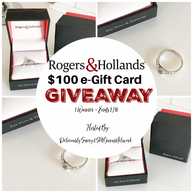 Rogers & Holland Giveaway